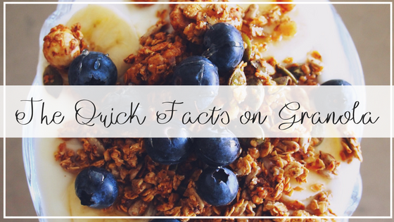 The Quick Facts On Granola Bars - Oahu Spine & Rehab
